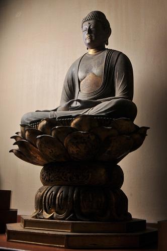 座像(円福寺)